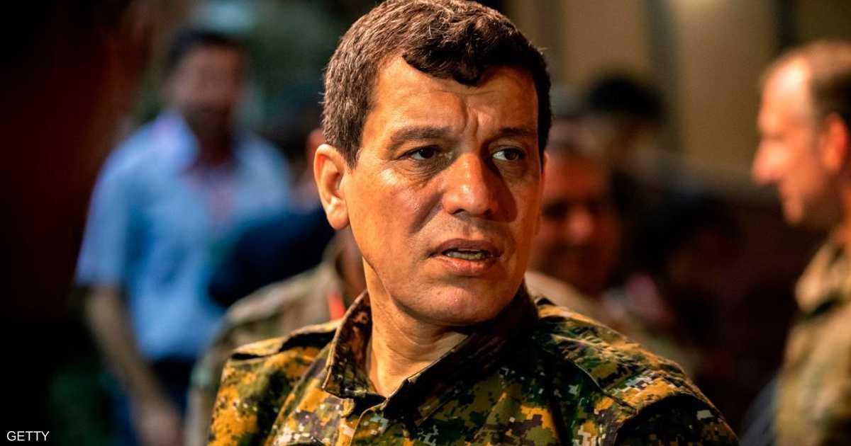 قائد  سوريا الديمقراطية : تركيا تشجع داعش على العودة   أخبار سكاي نيوز عربية