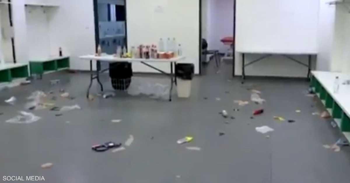 """بعد فيديو """"الغرفة القذرة"""".. الانتقادات تعصف بميسي ورفاقه"""