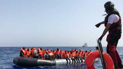 ميليشيا طرابلس تهدد منظمة غوث مهاجرين قبالة السواحل الليبية
