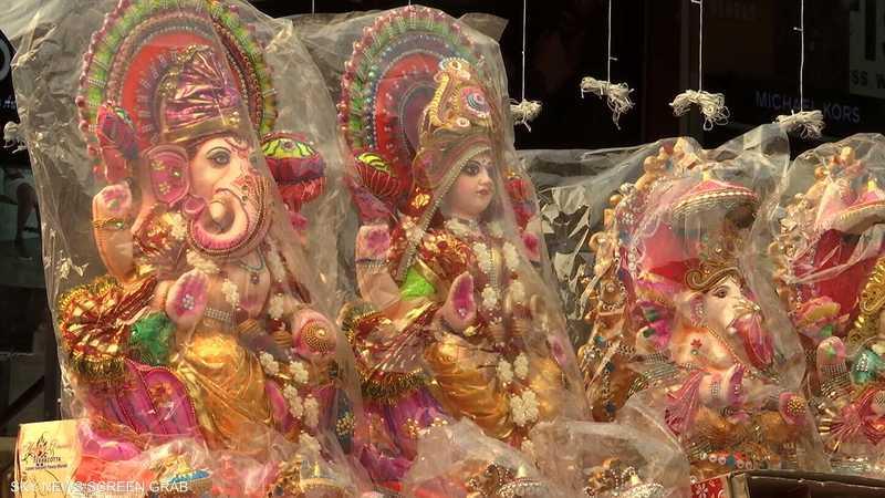 """ديوالي"".. أكبر مهرجان ديني شعبي للسيخ والهندوس"