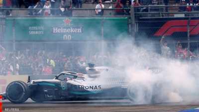 """في انتظار لقبه السادس.. هاميلتون يفوز بـ""""فورمولا 1"""" المكسيك"""