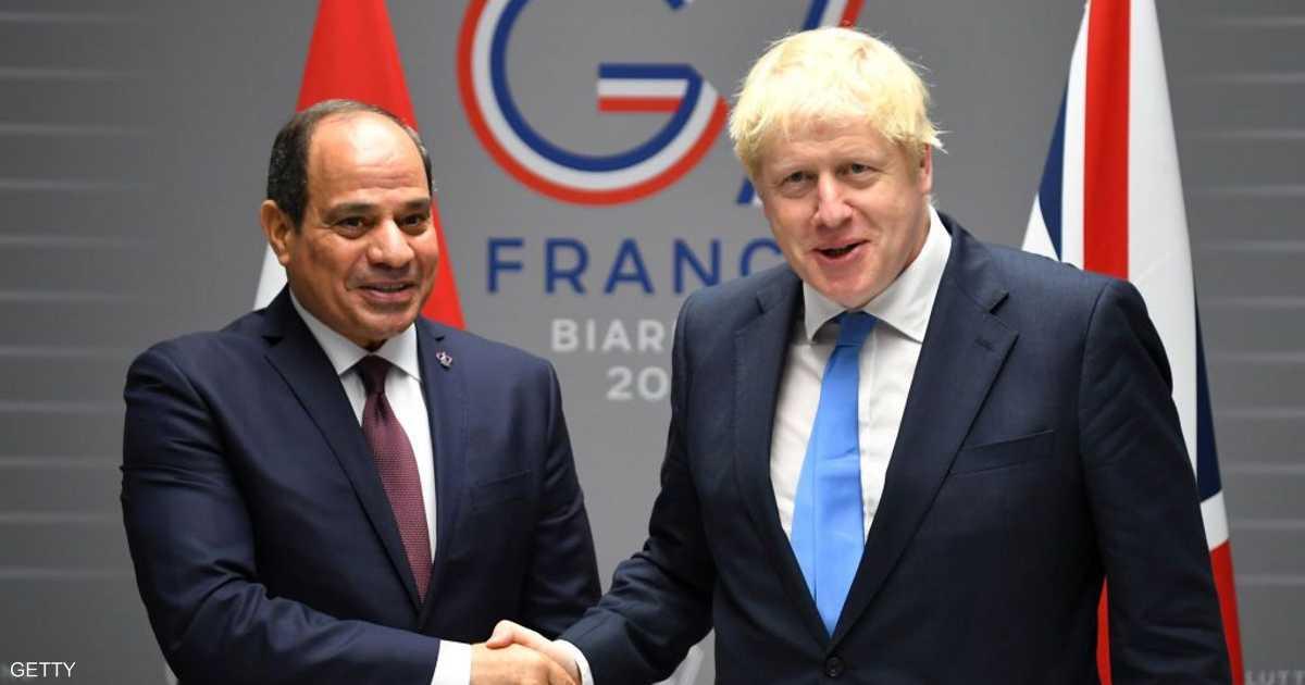 السيسي يرحب برفع بريطانيا قيود الرحلات الجوية لشرم الشيخ   أخبار سكاي نيوز عربية