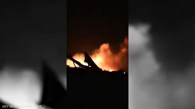 ميليشيات الحوثي تستهدف المخا بصواريخ باليستية وطائرات مفخخة
