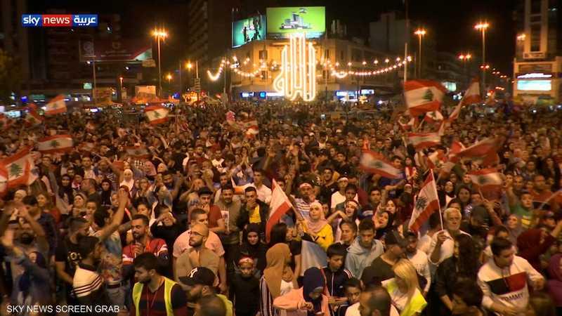 لبنان.. تظاهرات مستمرة ومطالب متصاعدة