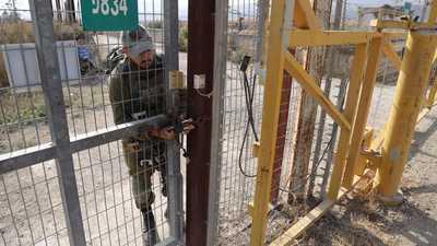 فيديو.. إغلاق الباقورة والغمر أمام المستوطنين الإسرائيليين