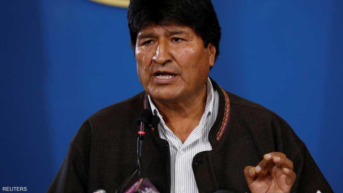 موراليس يحكم بوليفيا منذ عام 2005