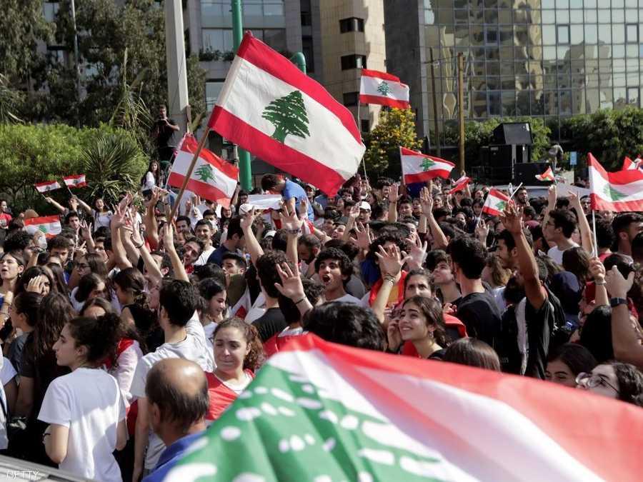 تظاهرات لبنان تدخل يومها الـ25