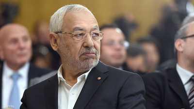 انتخابراشد الغنوشي رئيسا للبرلمان في تونس