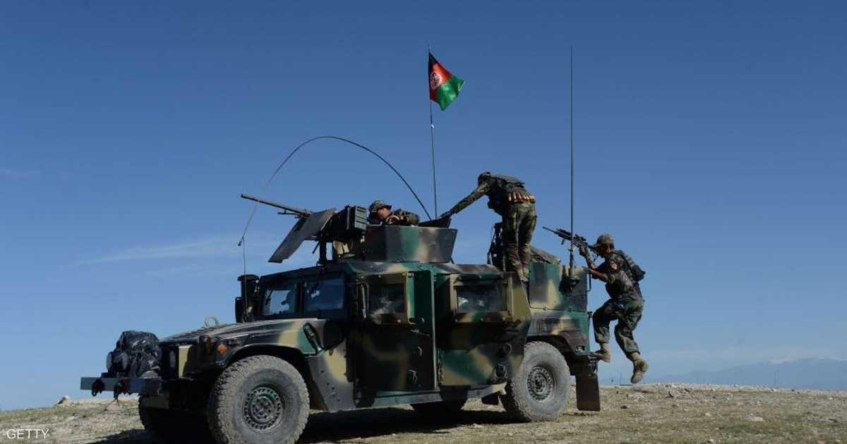 أفغانستان تعلن النصر على داعش في  ننغرهار     أخبار سكاي نيوز عربية