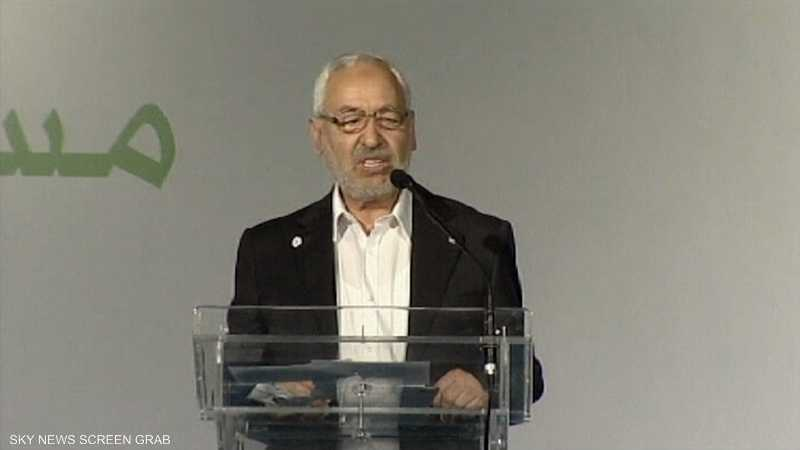 النهضة ترشح الغنوشي لرئاسة البرلمان التونسي