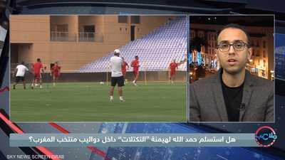 الصحفي الرياضي أمين متبار