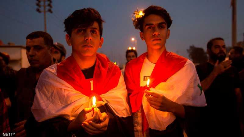 بومبيو يدعو عبد المهدي إلى تلبية مطالب المحتجين العراقيين