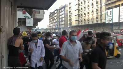 العراق.. الصدر يدعو الحكومة إلى تقديم استقالتها