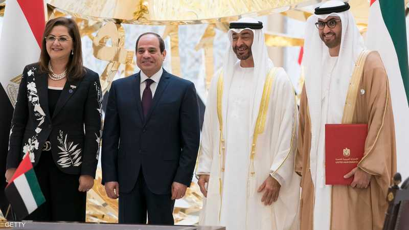 الإمارات ومصر تطلقان منصة استثمارية بقيمة 20 مليار دولار