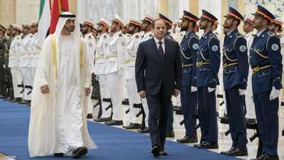 89.5 مليار درهم حجم التبادل غير النفطي بين الإمارات ومصر