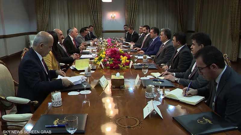 حكومة كردستان تدعو لتعزيز دور مجالس المحافظات
