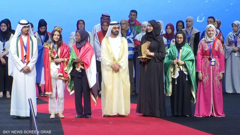هديل أنور.. بطلة تحدي القراءة العربي 2019