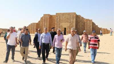 23 نوفمبر.. مصر تعلن تفاصيل كشف أثري في سقارة