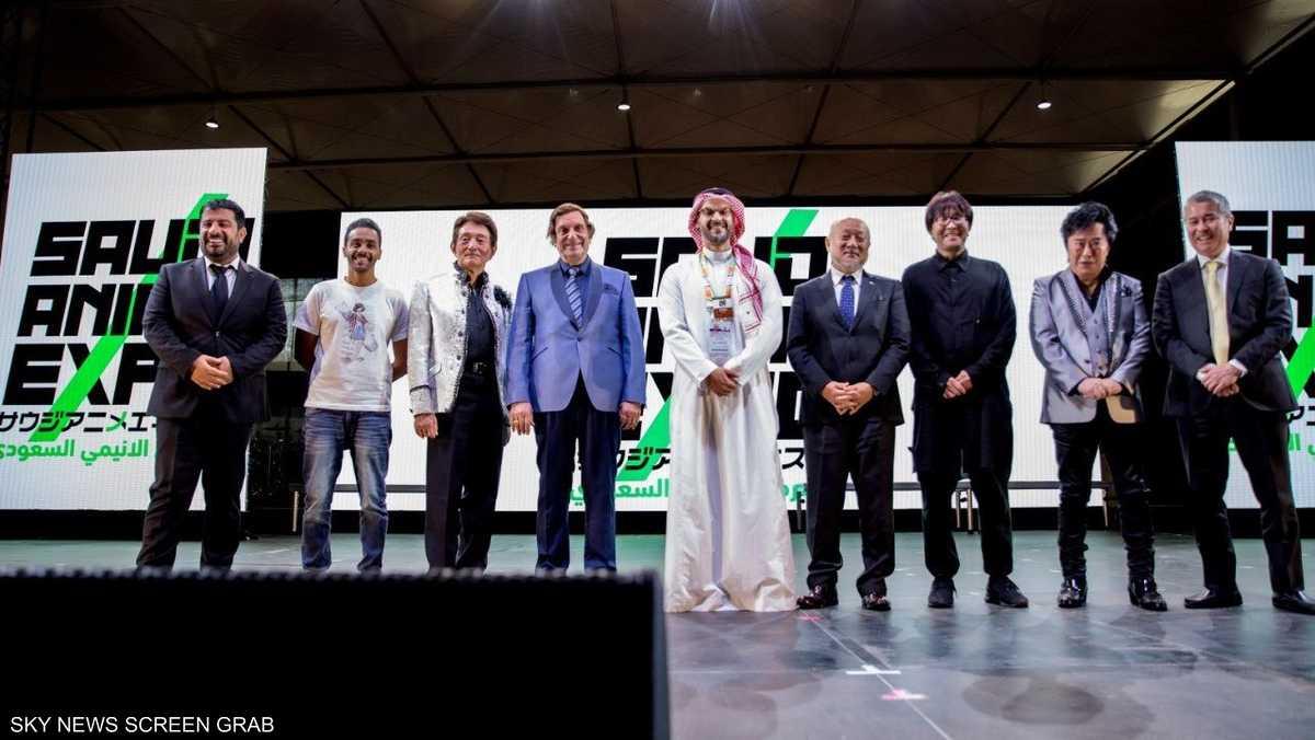 تحظى الأنمي اليابانية بجماهيرية كبيرة في السعودية