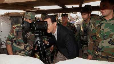 """الأسد: الوجود الأميركي بسوريا سيؤدي لـ""""مقاومة مسلحة"""""""