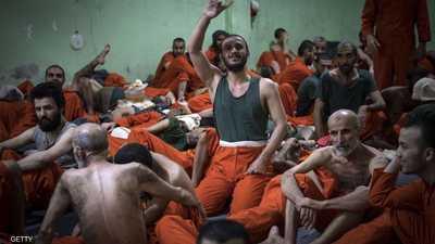 سوريا.. القوات الكردية تعتزم إنشاء محكمة لسجناء داعش