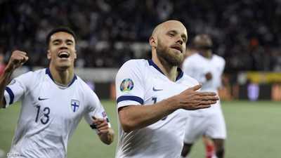 للمرة الأولى بتاريخها.. فنلندا تتأهل لنهائيات كأس أوروبا