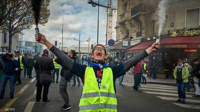 في الذكرى السنوية للسترات الصفر.. فرنسا تتأهب