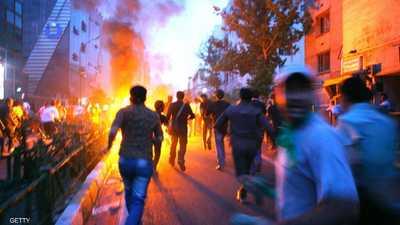 النظام الإيراني يصب الزيت على نار الاحتجاجات