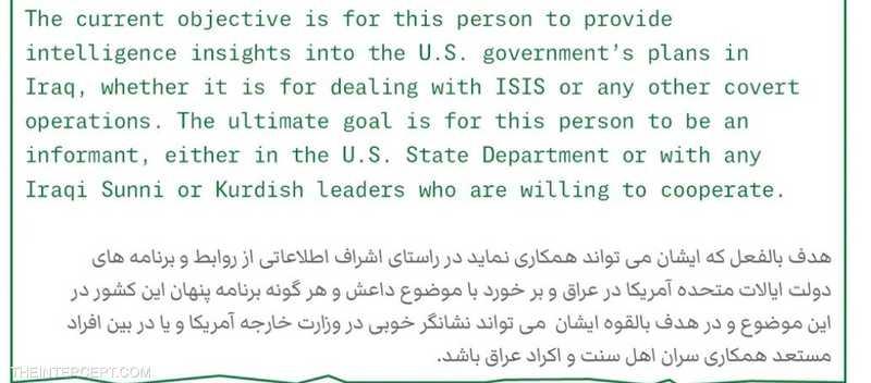 الوثائق كشفت الكثير عن التغلغل الإيراني في العراق