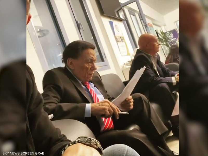 وفاة الفنان المصري محمود ياسين أخبار سكاي نيوز عربية