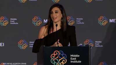 نادين لبكي تحصل على جائزة عصام فارس لعام 2019