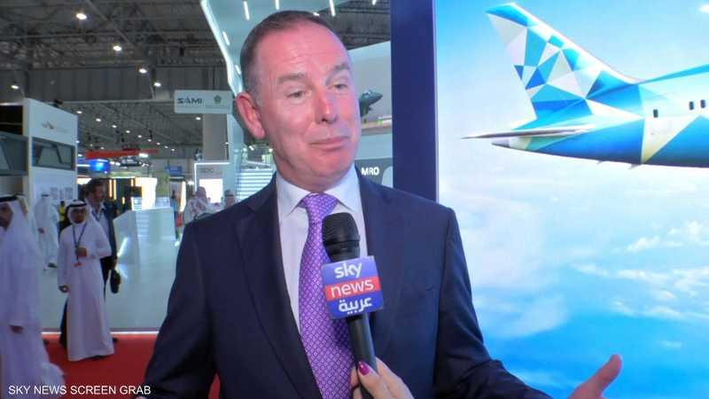 """""""الاتحاد غرينلاينر"""".. شراكة بيئية بين الاتحاد للطيران وبوينغ"""