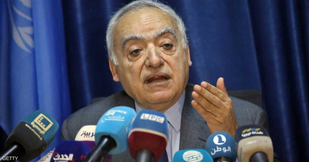 سلامة  واثق  من نجاح مؤتمر برلين بشأن ليبيا   أخبار سكاي نيوز عربية