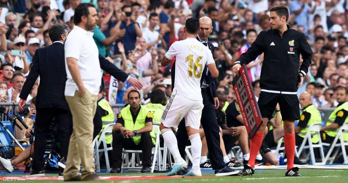 """ضربة لريال مدريد """"حتى بداية العام المقبل"""""""