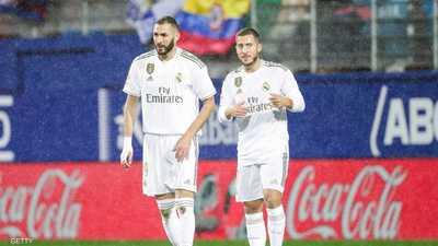 """هازارد يعلق على """"أزمة بنزيمة"""".. وما يعانيه مع ريال مدريد"""