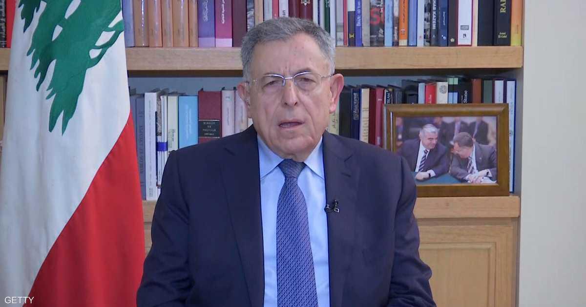 السنيورة: لبنان يشهد تعديا على سلطات البرلمان