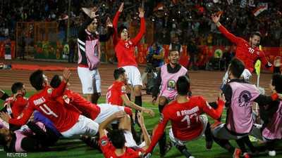 منتخب مصر الأولمبي يتألق ويتأهل لأولمبياد طوكيو 2020