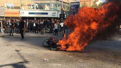 روحاني عن المظاهرات: انتصرنا على اضطرابات أشعلها أجانب