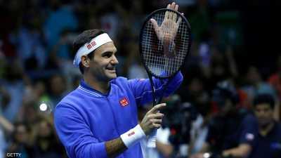 """فيدرر يحدد """"اللحظة المناسبة"""" لاعتزال التنس"""
