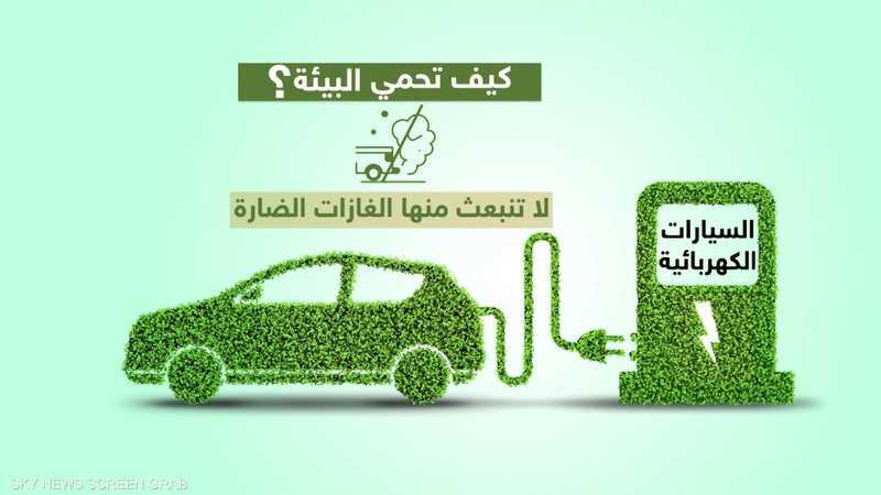 السيارات الكهربائية.. كيف تحمي البيئة؟
