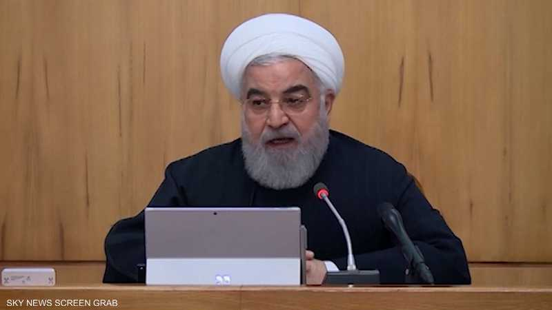 """روحاني يزعم أن إيران انتصرت على """"المؤامرات"""""""