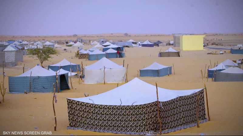الخيمة.. تراث موريتاني أصيل