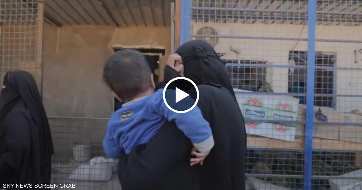 بريطانيا.. استعادة أطفال أيتام من أبناء مسلحي داعش في سوريا