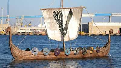 """العثور على سفينة """"فايكنغ"""" عمرها ألف عام"""
