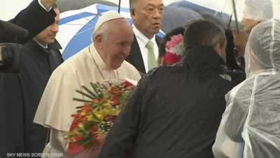 من هيروشيما وناغازاكي رسالة نووية من البابا فرنسيس