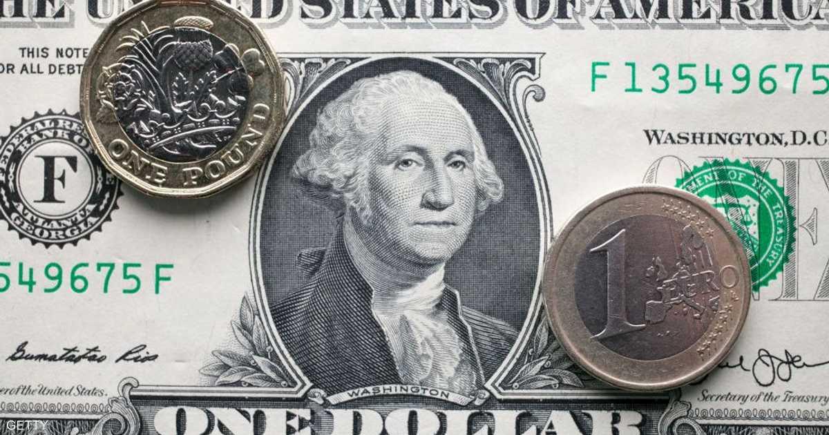 مخاوف الاتفاق التجاري تؤثر على الدولار   أخبار سكاي نيوز عربية