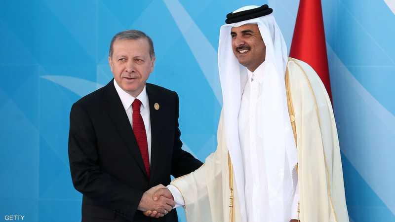 أردوغان يرفض التهجم على الاستثمارات القطرية