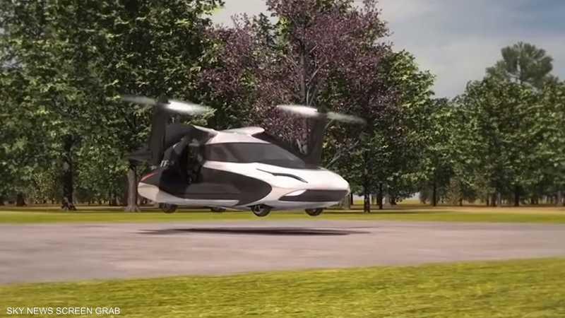 السيارة الطائرة الكهربائية.. مستقبل التنقل