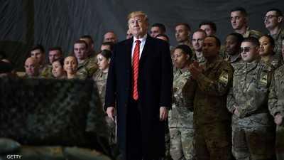 زيارة مفاجئة لترامب إلى أفغانستان.. وحديث عن طالبان