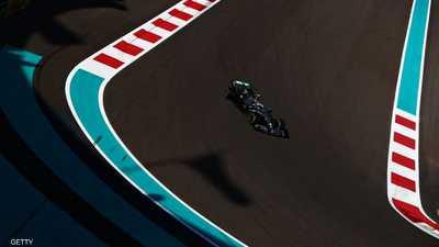 بوتاس يسجل أسرع لفة في التجارب الأولى للفورمولا 1 بأبوظبي